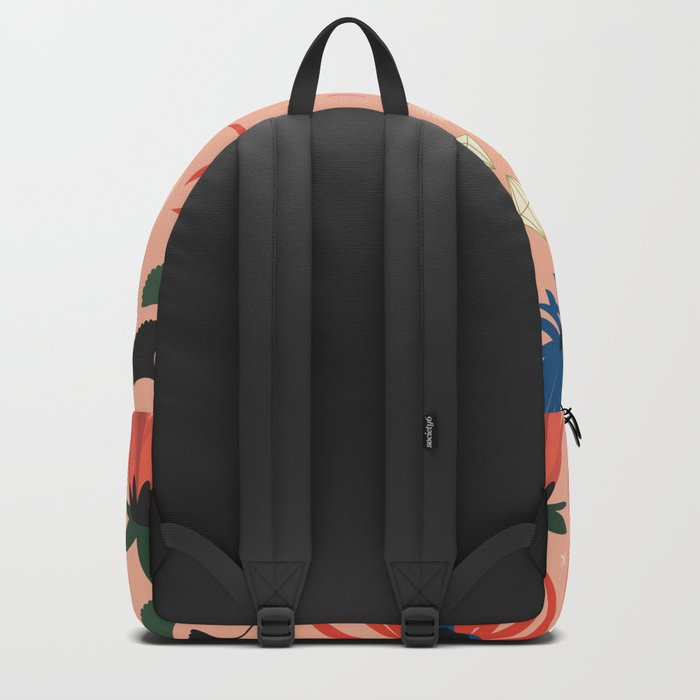 Pretty Florals Backpack
