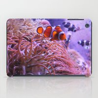 nemo iPad Cases featuring Nemo by Joanna Dickinson