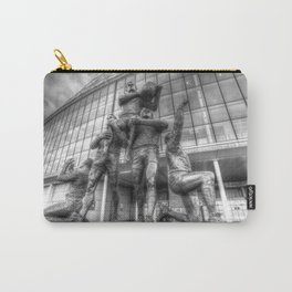 Rugby League Legends statue Wembley stadium Carry-All Pouch