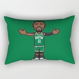KyrieIrving Icon Rectangular Pillow
