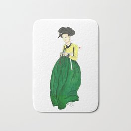 Mi-in-do 1700s_Solnekim Bath Mat