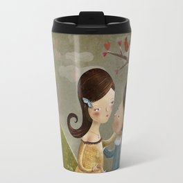 You arms are my castle Travel Mug