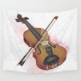 Stradivarius Wall Tapestry