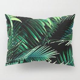 Winter Palms Pillow Sham