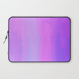 Melancholy After the Work is Done: Oil Abstract Painting Surrealism Laptop Sleeve
