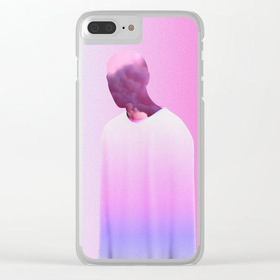 Fum Clear iPhone Case