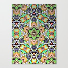 Natural Pattern No 2 Canvas Print