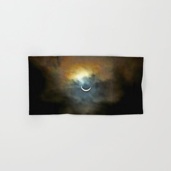 Solar Eclipse 2 Hand & Bath Towel