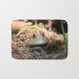 Bullfrog Hiding Bath Mat