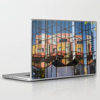 san diego Laptop & iPad Skins featuring San Diego  by Penelope Clute
