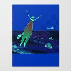 world5 Canvas Print