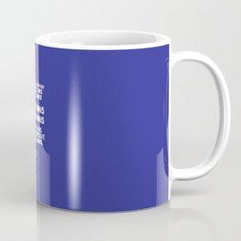 France Rugby Union national anthem - La Marseillaise Coffee Mug