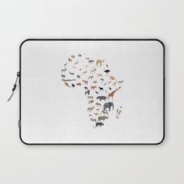 Wild Africa Laptop Sleeve