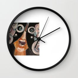 As I See It Wall Clock