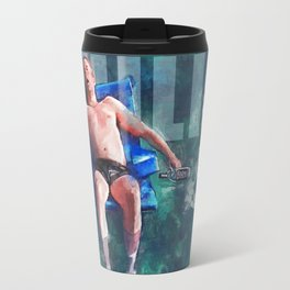 The Nihilist (The Big Lebowski) Travel Mug