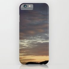 Cloudy Sunset Slim Case iPhone 6s