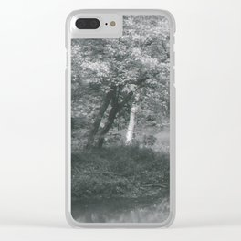 Across the River Clear iPhone Case