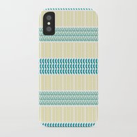 knit iPhone & iPod Cases featuring Knit Pattern by K&C Design