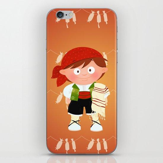 Fallero iPhone & iPod Skin