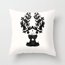 means Throw Pillow