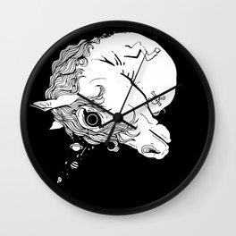 Uniqueorn Wall Clock