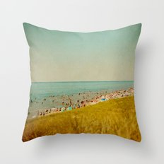 The Last Days of Summer Throw Pillow