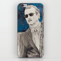 "rushmore iPhone & iPod Skins featuring ""Rushmore"" by Littlefield Designs"