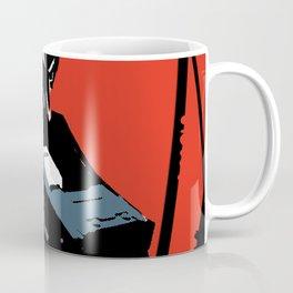 Gundam Rx-93 headbust Coffee Mug