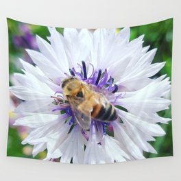 Blessed Bee Wall Tapestry