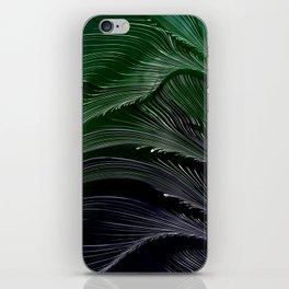 ABSTRACT.DJUNGLEIRON iPhone Skin