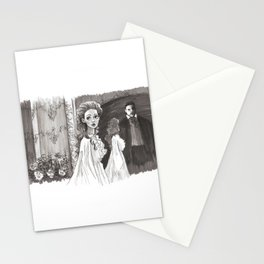 Angel of Music Stationery Cards