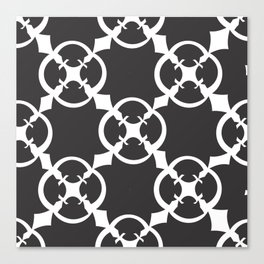 The elegant Pattern Canvas Print