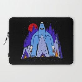 Snowman Winter Story Laptop Sleeve