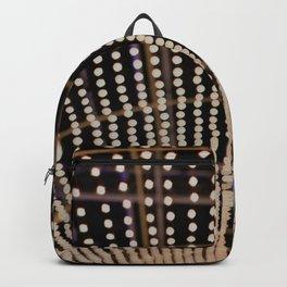 Blurred Lights Backpack
