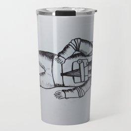 Spaceman Travel Mug