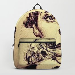 LUCILLE BALL Backpack