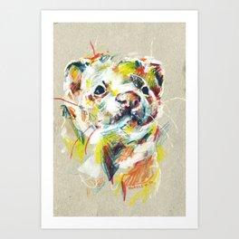 Ferret I Art Print