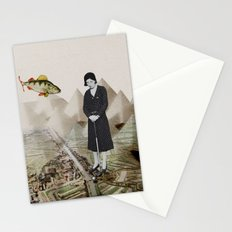 Le golf Stationery Cards