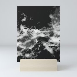Waves of Marble Mini Art Print