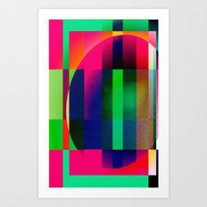 TCBY Art Print