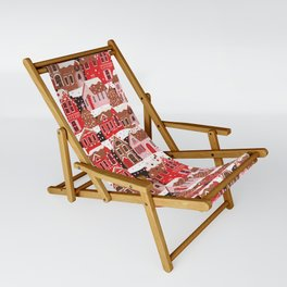 Gingerbread Village Sling Chair