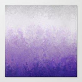 Lavender mist Canvas Print