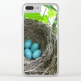 Nature Clear iPhone Case