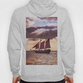 Scarlet sails Hoody