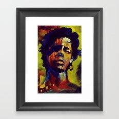 Portrait * Darren Le Gallo Framed Art Print