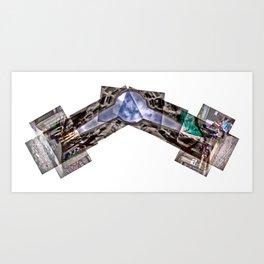 P1130095-P1130103_CS2_GIMP Art Print