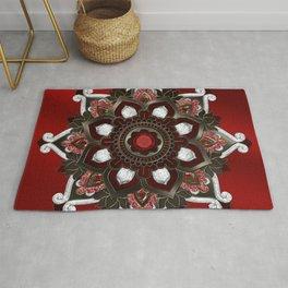 Beautiful mandala Rug