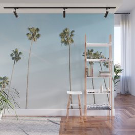 Beach Palms Wall Mural