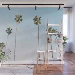 Beach Palms Wall Mural