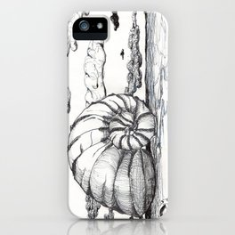 Phi on the Beach iPhone Case